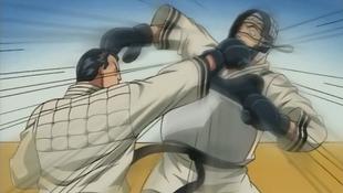 Chokuzuki punch