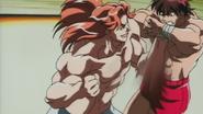 Kureha's punch