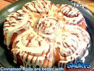 Vexy Loves Cinnamon Rolls