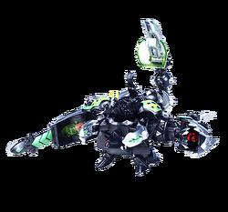 EX Dharak Colossus