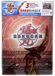 Bakuganbinder