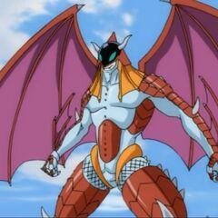 Diablo Preyas in Bakuganform