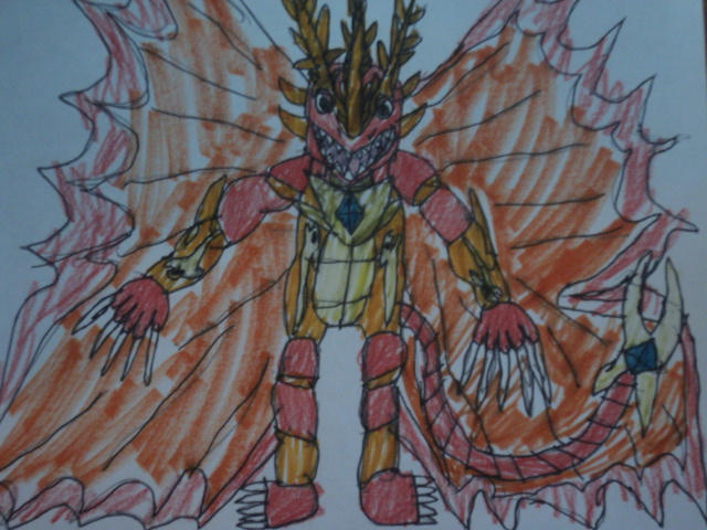bakugan the movie drago and leonidas bakugan fanon wiki