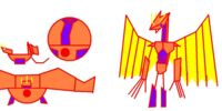 Solar Dragonoid
