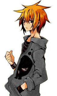 Anime Boy by chibi kiro cb