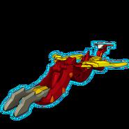 Rayne'sSilver Pyrus Raytheus