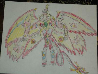 Apollo Dragonoid 001