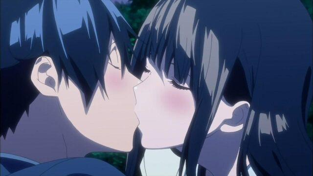 File:First kiss of Azuki and Mashiro.jpg