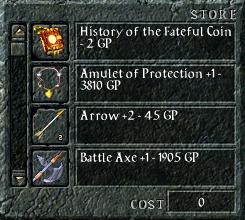 Fateful quest