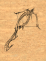 Drow Crossbow of Speed item artwork BG2.png
