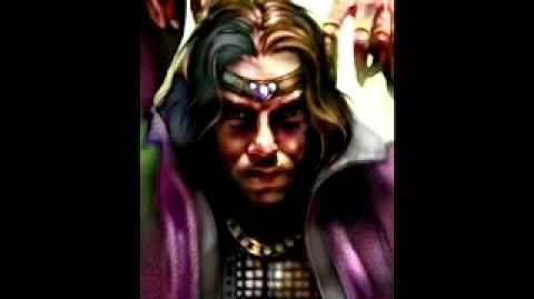 Baldur's Gate - Xan dialogue