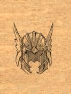 Helm Winged item artwork BG2