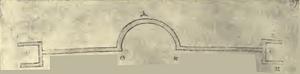 Little arch - Codex M fol. 58 verso - Schneider 1906
