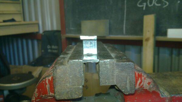 Making pi-brackets - 07