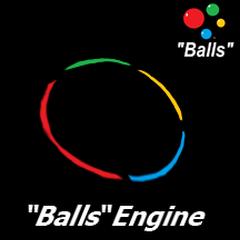 The 1994-1996 logo