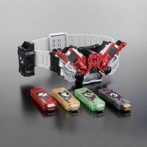 Masked Rider Double - DX Double Driver Belt