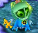 Alphette