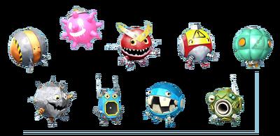 Gruntbots