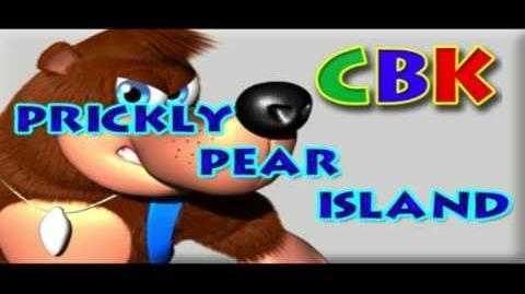 Banjo-Kazooie Music - Beta Prickly Pear Island