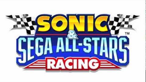 Sonic & SEGA All Stars Racing Banjo & Kazooie All Star Move