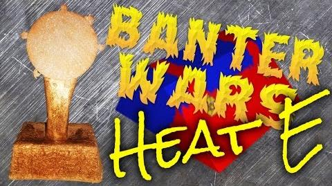 Banter Wars Heat E Unthemed, Untamed! (Robot Arena 2)