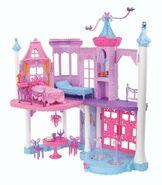 Barbie Mariposa & the Fairy Princess Mini Castle