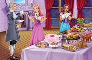 Book Illustration of Diamond Castle 6