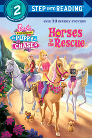 Puppy Chase Horses to the Rescue 1
