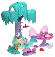 Barbie of Swan Lake Enchanted Forest Playset