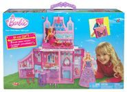Barbie Mariposa & the Fairy Princess Castle Playset Boxed