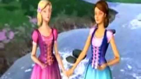 Barbie and the diamond castle song connected-0