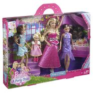 Barbie Sisters Gift set boxed