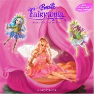 Barbie Fairytopia A Storybook