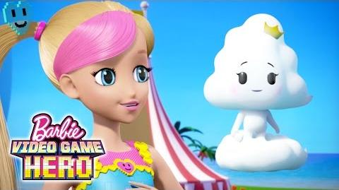 There's a First Time for Everything! - Barbie Video Game Hero Clip