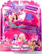 Princess Tori Keira purse microphone set