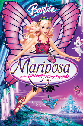 Barbie Mariposa and her Butterfly Fairy Friends Digital Copy