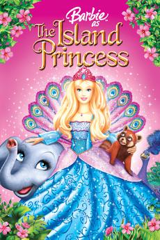 Barbie as The Island Princess Digital Copy