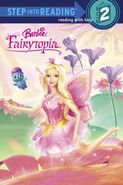 Barbie Fairytopia Step Into Reading Book