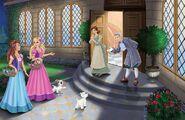 Book Illustration of Diamond Castle 5