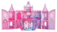 Barbie The Princess and The Popstar Musical Light-Up Castle 1