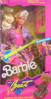 Barbie and the beat doll