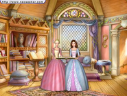 Barbie as the Princess and the Pauper Video Game Screenshot 6
