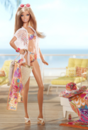 Malibu Barbie Doll By Trina Turk 4