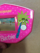 Barbie LCD Game 3