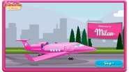 Barbie Jet, Set & Style! The Mini Game Gameplay 4