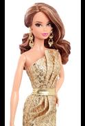 The Barbie Look City Shine Barbie Doll (CFP36) 3