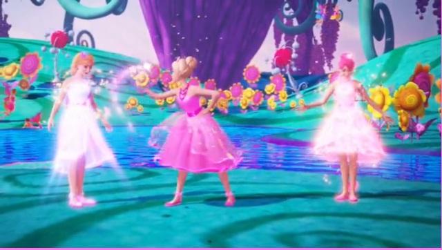 Je suis magique barbiep dia fandom powered by wikia - Barbie et la porte secrete film complet ...