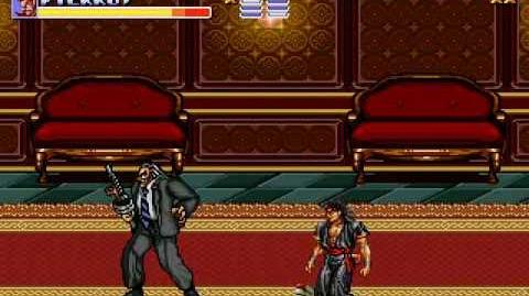Streets of Rage Remake longplay - Mr