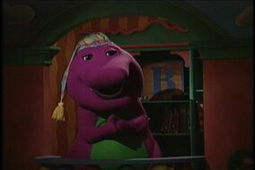 Barneyspajamaparty