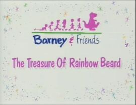 Title Card for Episode 7 for Treasure of Rainbow Beard